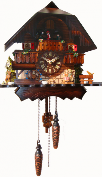 cuckoo clocks quartz cuckoo clocks quartz musical kissing cuckoo clock ...