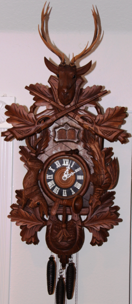 Black Forest Cuckoo Clock (Vintage). | Due Time
