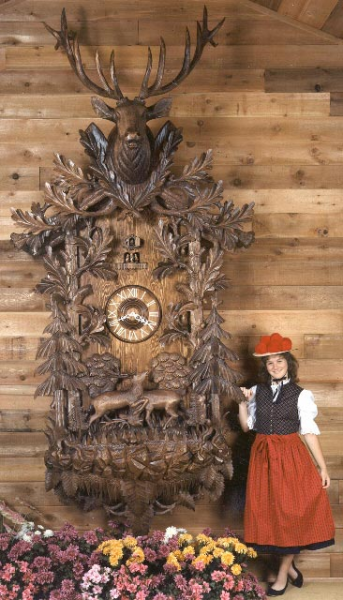 ... Big Thing To See in the USA ... the World's Largest Cuckoo Clock