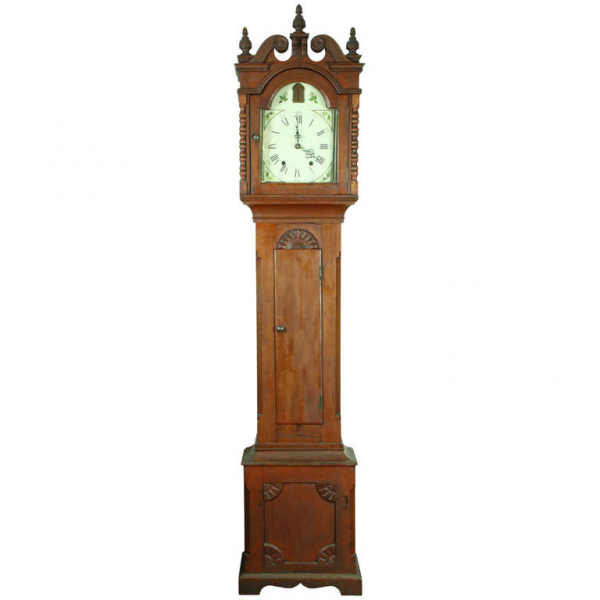 Cuckoo Clock with Original Eight Day Wooden Movement at 1stdibs