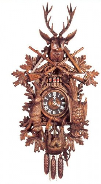 Original Eight Day Movement Special Cuckoo Clock 37 Inch: Cuckoo ...