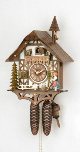 Cuckoo Clock Black Forest house | For the Home & Garage | Pinterest