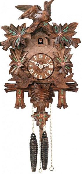 15-13P River City One Day Cuckoo Clock