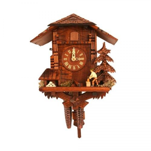 Alexander Taron 435 Engstler Weight-driven Cuckoo Clock - Full Size ...