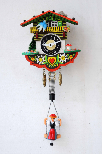 Old Vintage Gallery: Mini Cuckoo Clock (3)