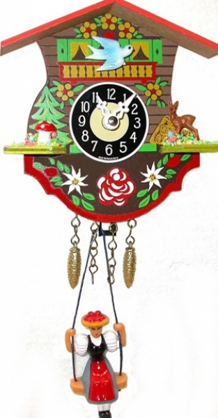 River City Miniature German Cuckoo Clock | Germany | Pinterest