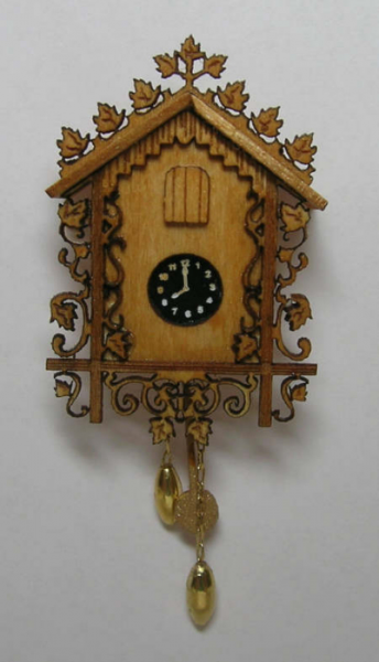 Find, Miniature Cuckoo Clock Parts