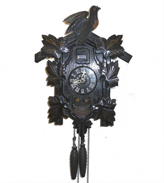 ... to Vintage Poppo Cuckoo Clock Made in Japan, Home Decor on Etsy