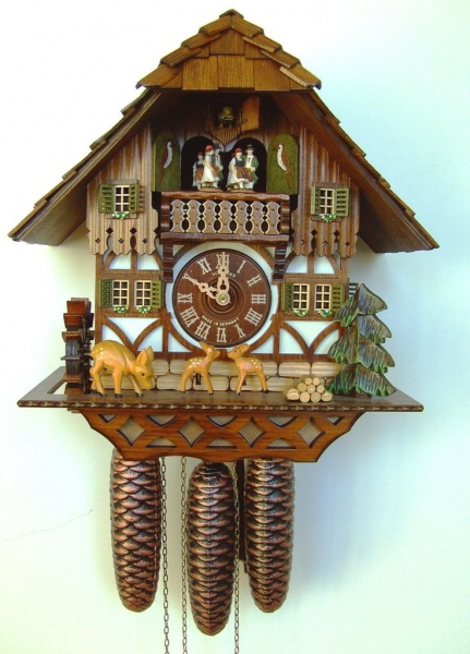 coo coo clock - I really want one! I would love to visit Germany and ...