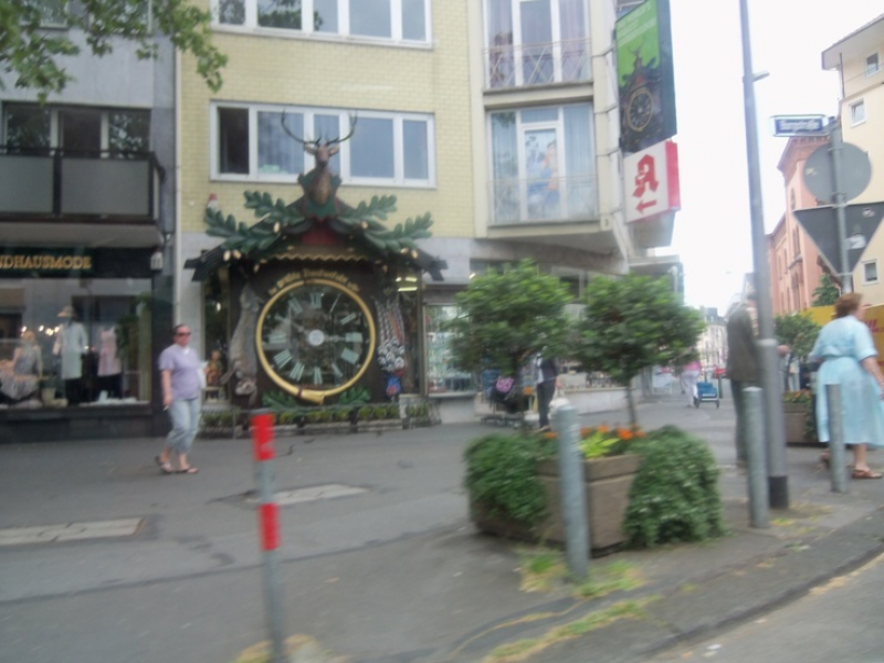 Weisbaden,Germany-Largest coo-coo clock | Places I've visited and wan ...