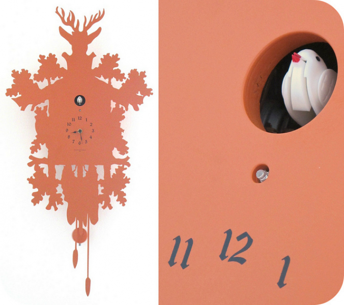If It's Hip, It's Here: Cuckoo for Cuckoo Clocks: Many Modern Versions ...