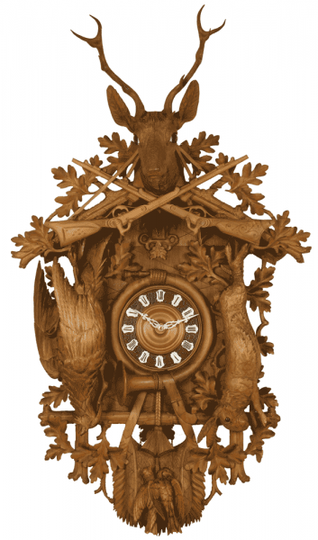 Cuckoo Clock : Wikis (The Full Wiki)