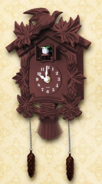 OLD WORLD GERMAN STYLE CUCKOO CLOCK | For the Home | Pinterest
