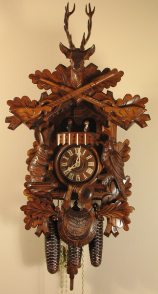 ... cuckoo clock with 8 day movement previous in cuckoo clocks next in