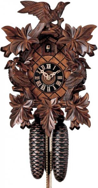 Home > Wall Decor > Authentic Black Forest German Cuckoo Clock