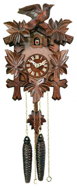11 River City One Day Cuckoo Clock