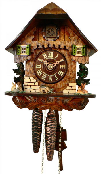 cuckoo clock from Anton Schneider new collection for 2015, cuckoo ...