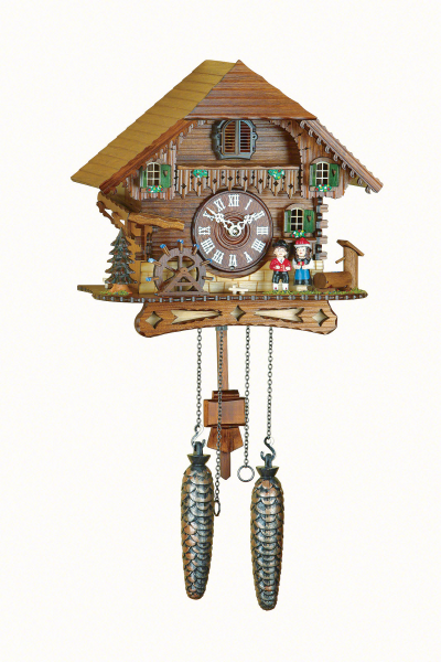... Clocks Cuckoo Clock Quartz-movement Chalet-Style 26cm by Trenkle Uhren