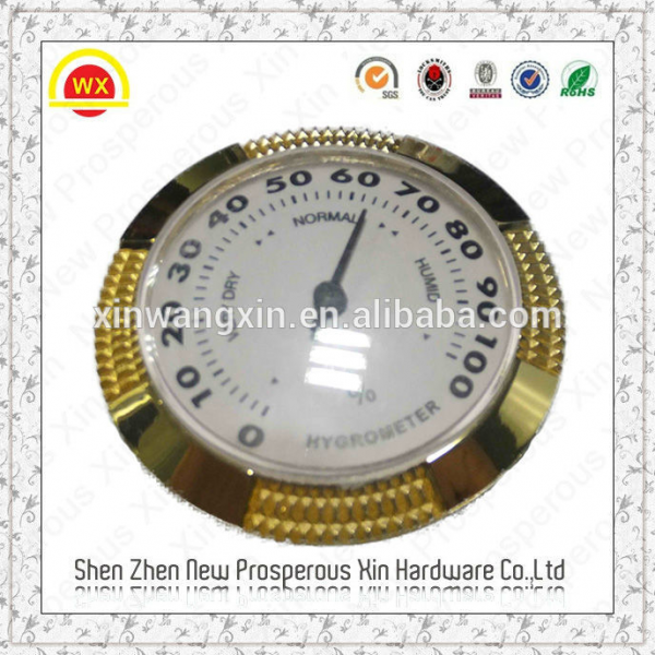 analog wall clock thermometer digital thermo hygrometer