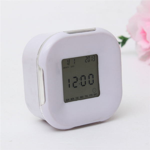 Home & Garden > Home Décor > Clocks > Alarm Clocks