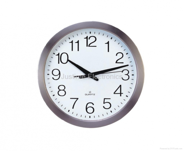 water-proof wall clock