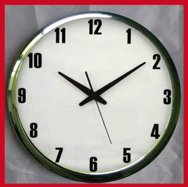 Novel Water-Proof Wall Clock (Bathroom) China (Mainland) Wall Clocks