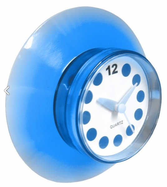 Suction Wall Clock | Urban Gifts