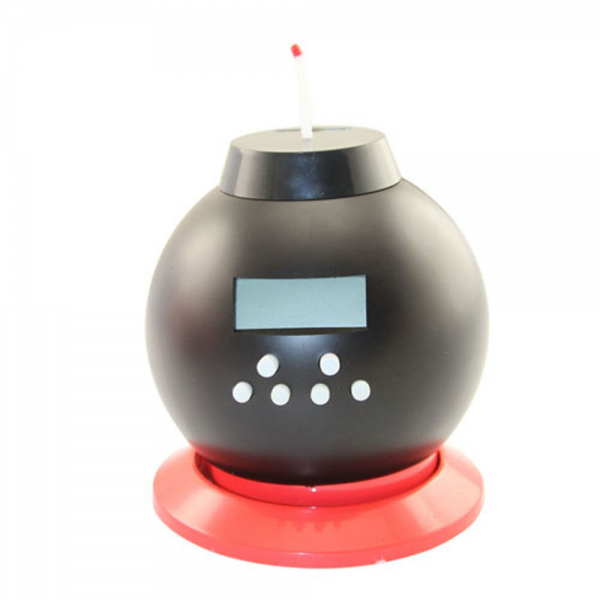... Bomb Loud Plus Vibrating Money Box LED Digital Alarm Clock US | eBay