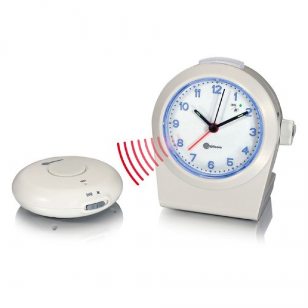Amplicom TCL190 Analogue Extra Loud Alarm Clock Only £47.99 ...