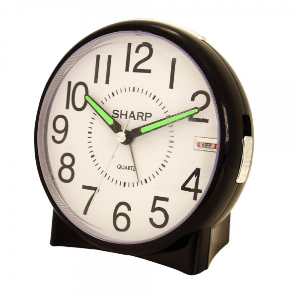 Alarm Clock Timex on Sharp Quartz Analog Alarm Clock