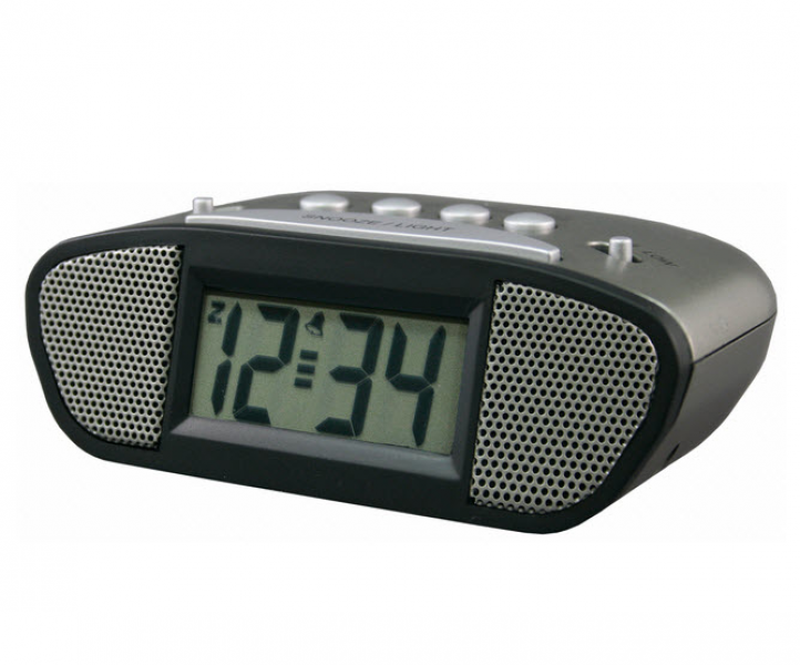 EQUITY Super Loud Battery-Operated ALARM CLOCK