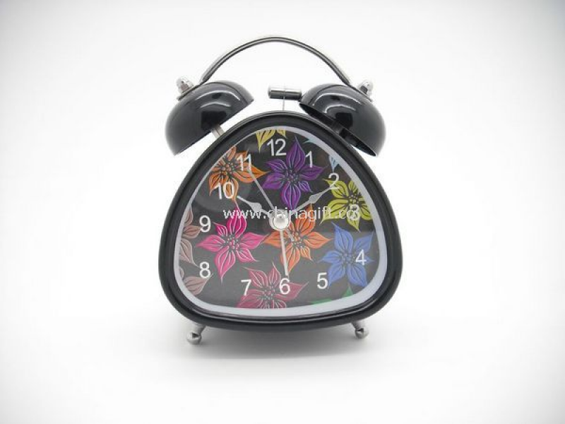twin-bell alarm clock,fashion metal twin-bell alarm clock,alarm clock ...