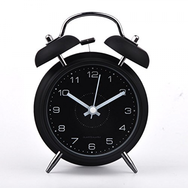 ... Quartz Analog Alarm Clock W/ Extra Loud Alarm And Nightlight (no45
