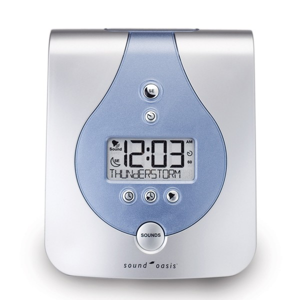 Sound Oasis S-650-01 Sound Therapy System and Alarm Clock - Overstock ...