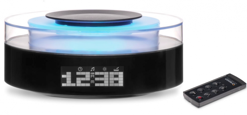 Aroma and Sound Therapy Alarm Clock -Craziest Gadgets