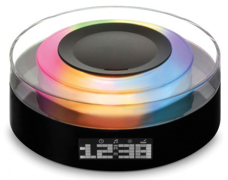 Aroma and Sound Therapy Alarm Clock $99.95