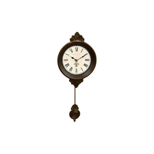 Ashton Sutton 6'' Petite Wall Clock: Decor : Walmart.com