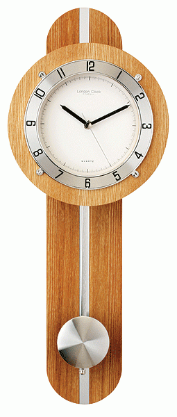 Oak Pendulum Wall Clocks Pendulum Wall Clocks Www Top