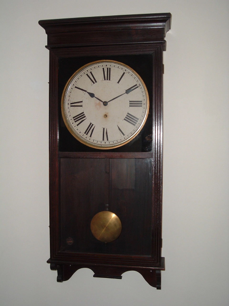 Gilbert Regulator Wall Clock | Collectors Weekly