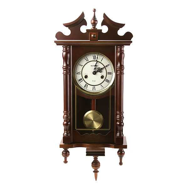 Home ›› Kassel 15-Day Wall Clock - Brookwood