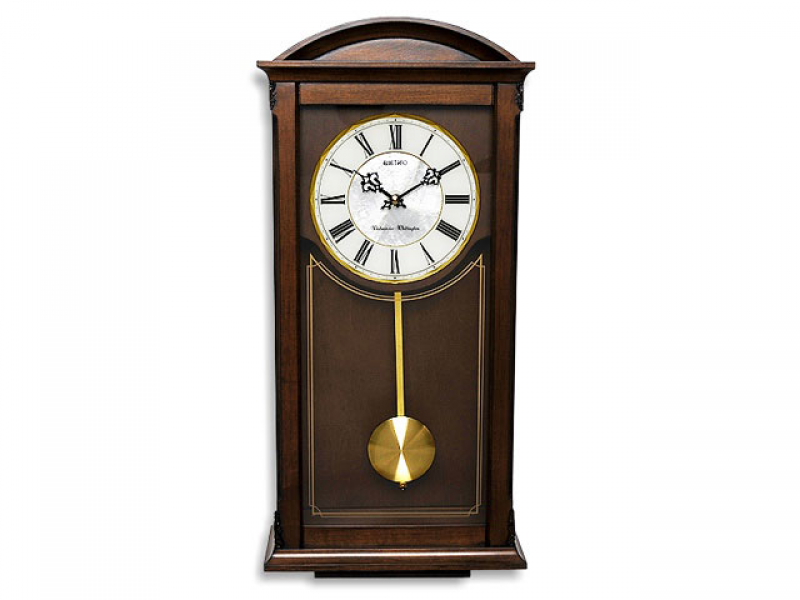 HINDS - Clocks - Wall Clocks - Seiko Pendulum Wall Clock - 037165