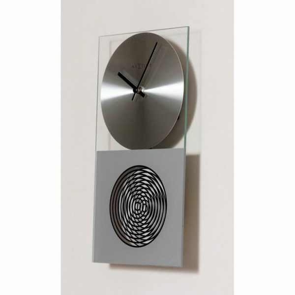 Right Round Pendulum Wall Clock - Bedroom Rejuvenation Collection ...