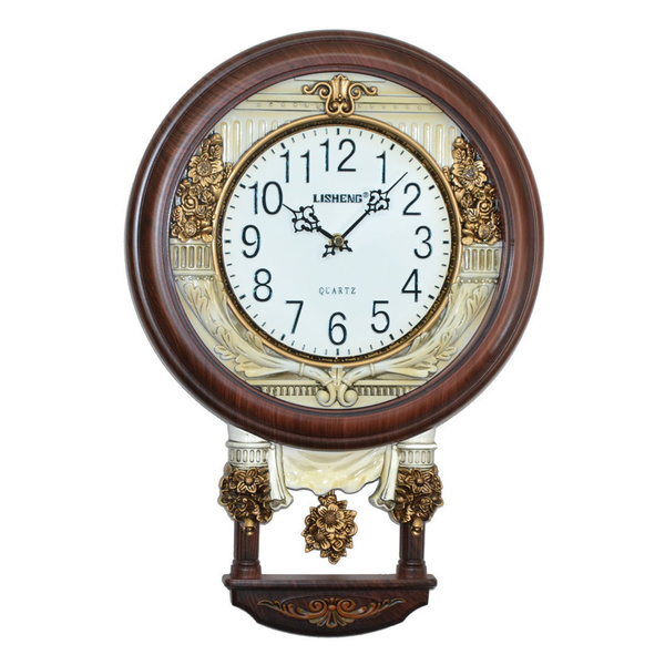 Antique Wall Clock - Clocks for Home, Office And Travel - by ...