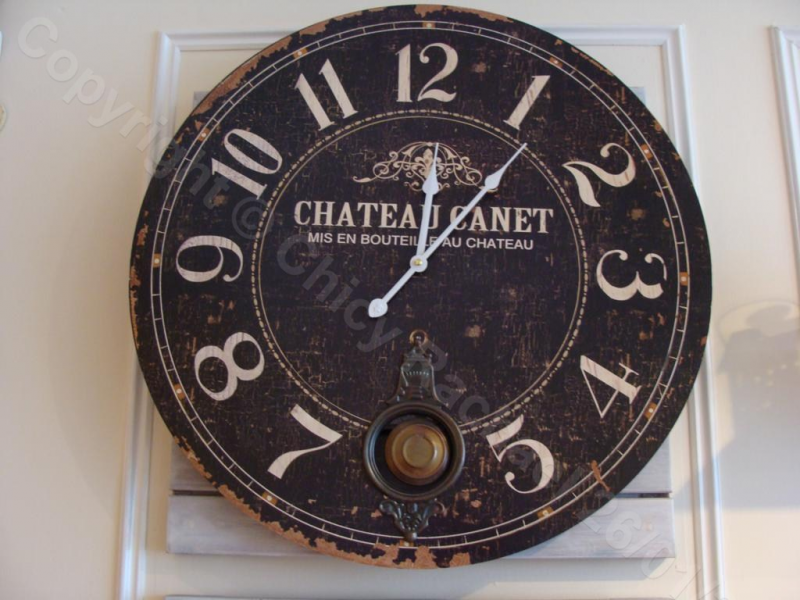 ... found for Products Page Clocks Large Chateau Pendulum Wall Clock