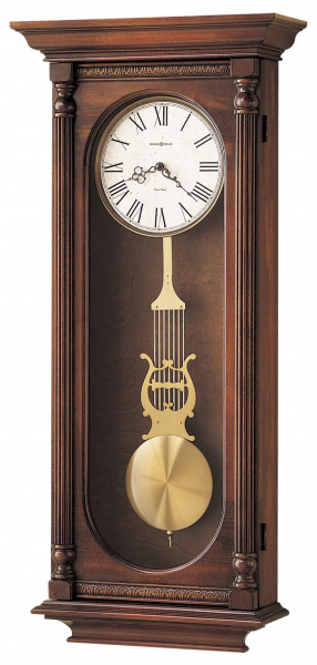 howard miller helmsley pendulum wall clock previous in wall clocks ...