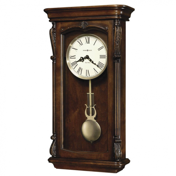 Howard miller traditional chime quartz Wall Clock Henderson 625378