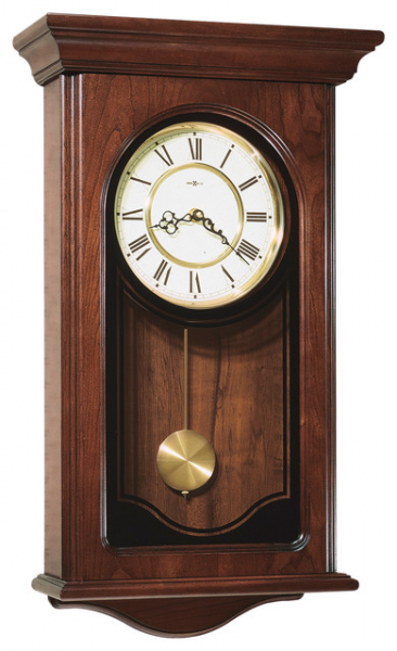 Howard Miller Triple Chime Windsor Cherry Wall Clock | ORLAND ...