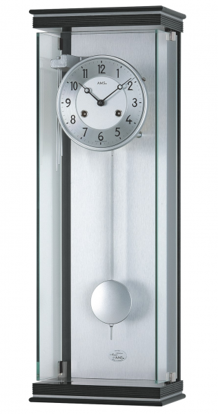 Regulator wall clock, 14 day running time from AMS AM R2712/11 - 14 ...