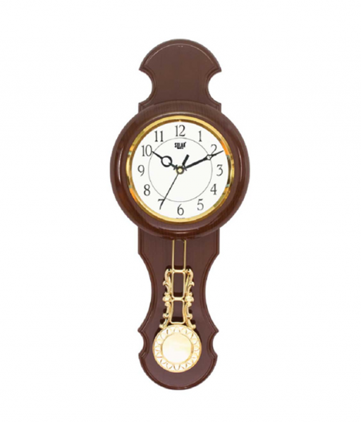 Buy Quartz P 111 Pendulum Wall Clock @ Best Prices | Snapdeal
