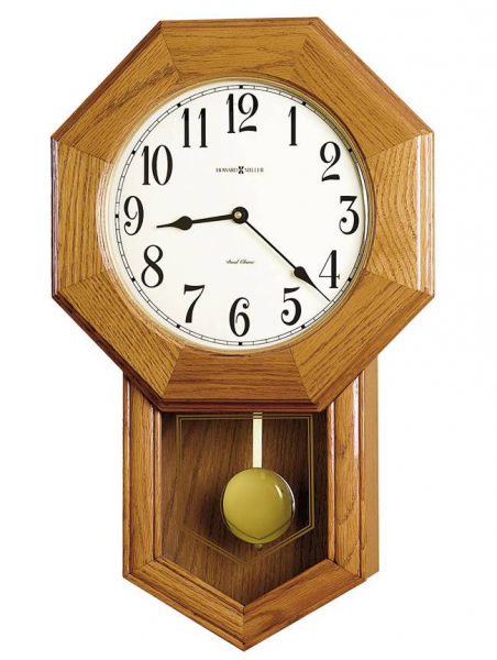 Home / Wall Clocks / Quartz wall clocks with pendulum / 625242 Howard ...